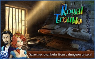 Screenshot of Royal Trouble