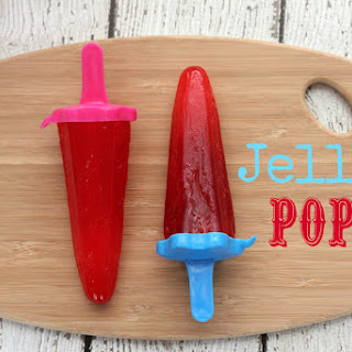 Jello Pops