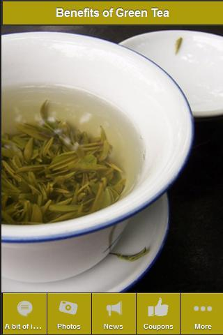 Green Tea Benefits APP