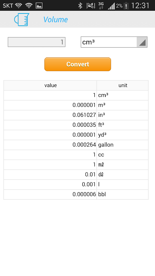 Unit Converter - PRO Screenshot 5