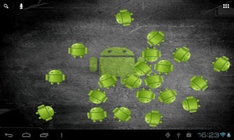 Screenshot of Free DroidLiveWallpaper