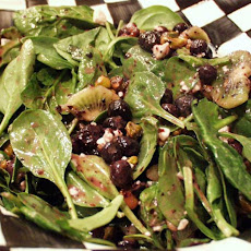 Blue-And-Green Salad