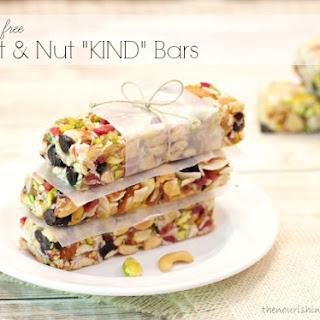 Dried Fruit Nut Bar Recipes