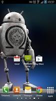 Screenshot of Headset SMS Reader
