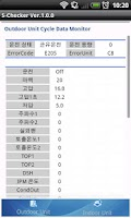 Screenshot of S-checker
