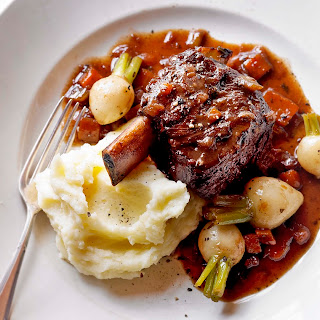 Braised Short Ribs With Turnips