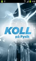 Screenshot of Koll på Fysik