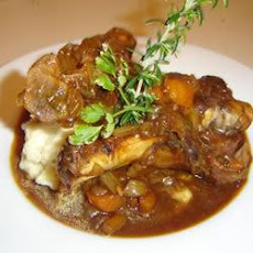 Guinness® Braised Lamb Shanks