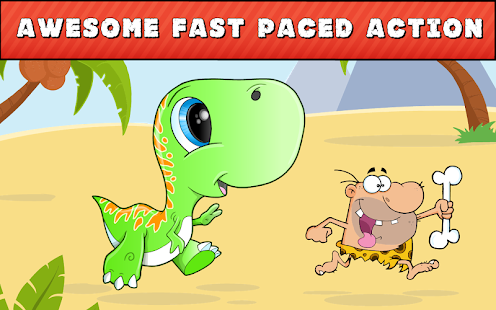 Dino Safari: Zoo Story Running - screenshot