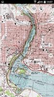 Screenshot of Canada Topo Maps Free