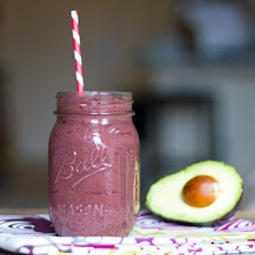 Beet Avocado Smoothie