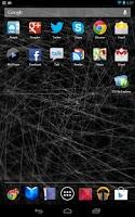 Screenshot of Blurred Lines Live Wallpaper