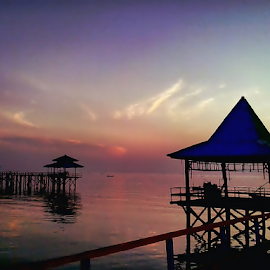 kenjeran beach by Herry (Himura Kenshin) - Instagram & Mobile Android