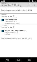 Screenshot of MobiMail