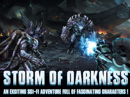 Storm of Darkness - screenshot