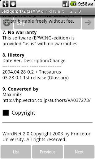 【免費書籍App】English Dictionary-APP點子
