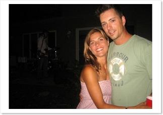 Paula and Brian
