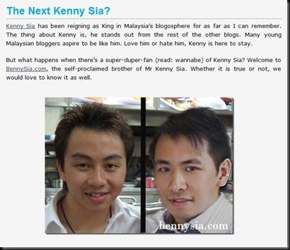 kenny wannabe
