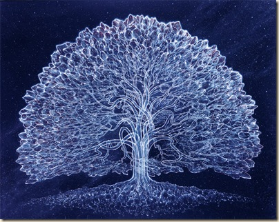 Robert Venosa Celestial Tree