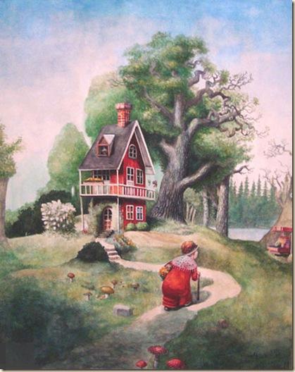 Home sweet home Peter Lindahl
