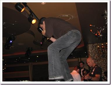 Frankie Moreno on Piano