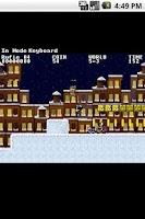 Screenshot of Rufio Adventures LITE