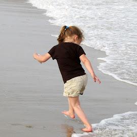 Can't Catch Me by Teresa Daines - Babies & Children Children Candids