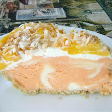 Sunshine Ice Cream Pie