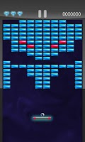 Screenshot of Cristal Smash (Arkanoid Clone)