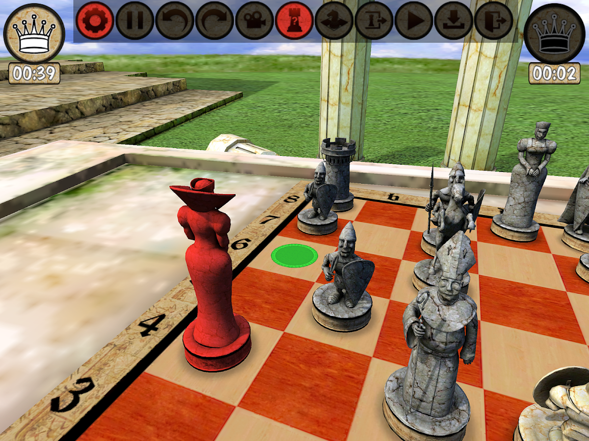 Warrior Chess Screenshot 4