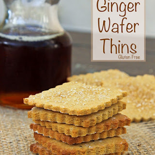 Ginger Wafer Thins