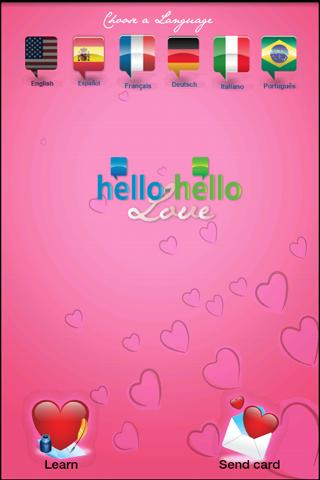 Hello-Hello Love Phone