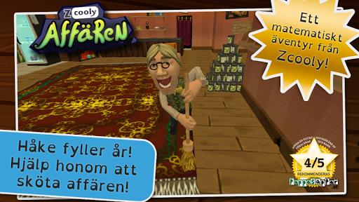 Zcooly Affären Åk 1 & Förskola - screenshot