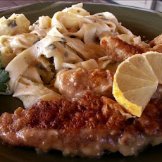 Tuscan Chicken in Lemon-Wine Sauce (Scaloppine Al Limone)