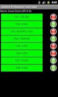 Screenshot of LANtick PE Remote Controller