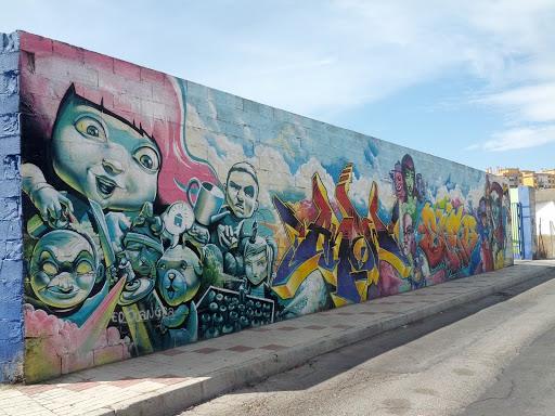 Arte Urbano De La Cordobesa