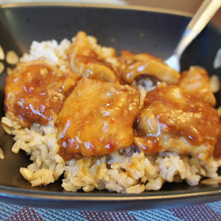 Recipe for Slow Cooker Cashew Chicken