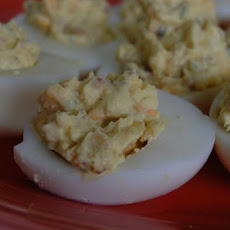 Tre's Deviled & Delightful Eggs