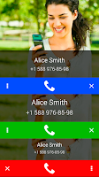 Screenshot of Call Confirm