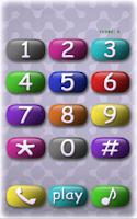 Screenshot of Kids game: baby phone