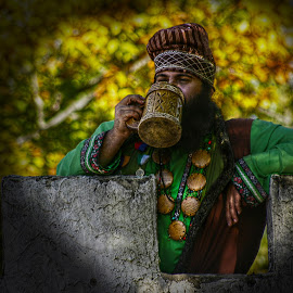 Drinker by Austin Rupp - People Musicians & Entertainers