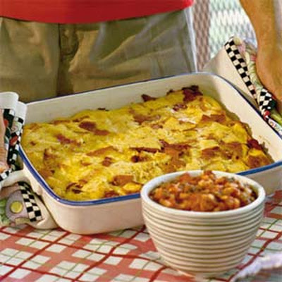 Bacon-and-Egg Casserole