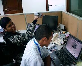 The Boys with CCTV