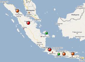 OpenVPN Map