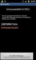 Screenshot of Fastweb.Alice.WiFi.Recovery