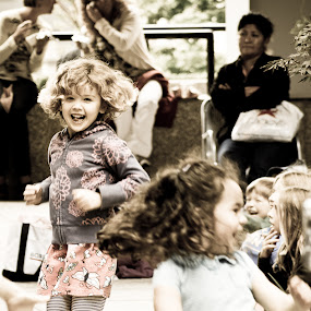Pure Joy by Launa Bodde - Babies & Children Children Candids ( dancing joy children )