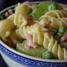 Picnic Pasta and Ham Salad