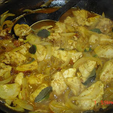 Quick & Easy Chicken Tagine