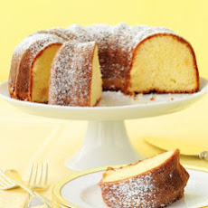 Lemon-Ginger Bundt Cake