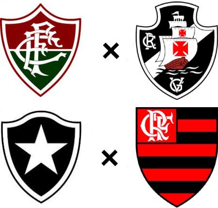Semi-Finais da Taça Rio 2008